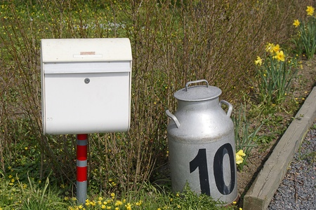 recipient: Number 10 - old churn