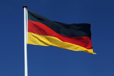 The German Flag photo