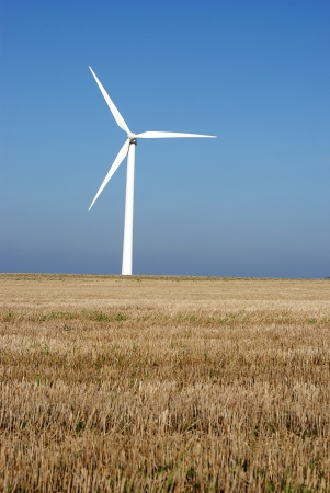 vestas: Windturbine, alternative Energy. Denmark.