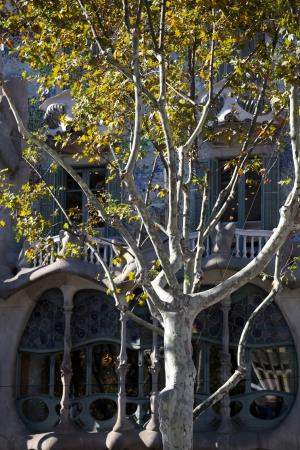 Barcelona, Casa Batll� by Gaudi Gaudi Editorial