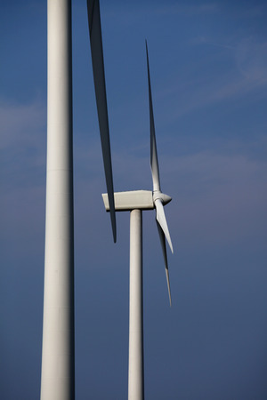 vestas: Wind turbines producing electricity