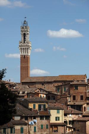 The renaissance city Sienna