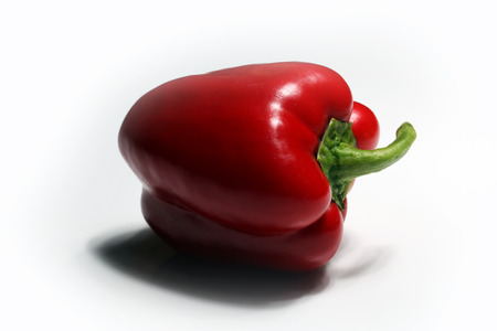 Delicious red pepper fruit