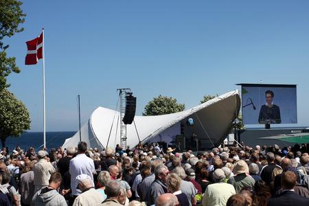 Winni Grosboll major opening speech, Folkemoedet 2015.