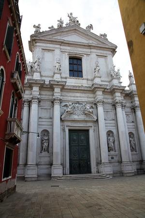 Church I Gesuiti in Venice
