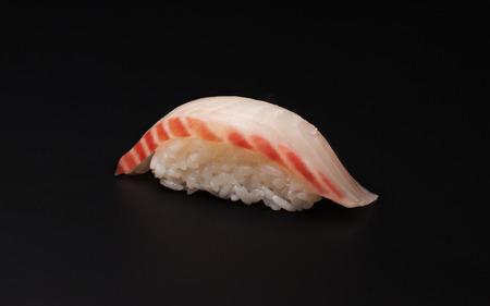 white meat: Sishi white meat Stock Photo