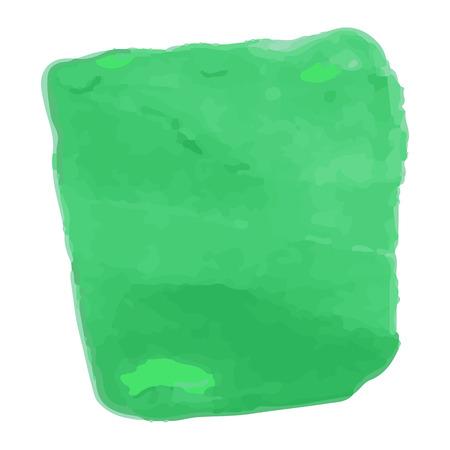 Colorful Vector Splashes - Blot, Stains. splash color Illustration
