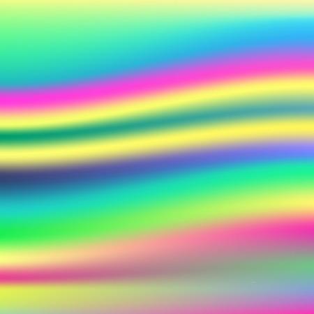 Vector - Gay rainbow gradient mesh blur background Illustration