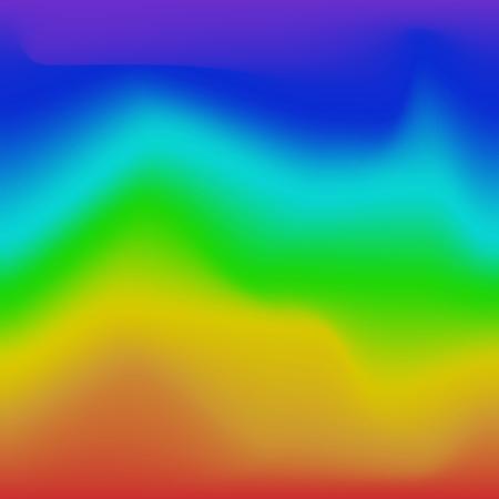 Colorful abstract background with effect of motion. Digital image with colored stripes. Blurry lines. Vector illustration.