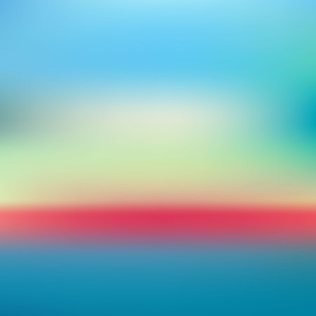 Soft colored abstract background Illustration