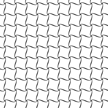 real tennis: Tennis Net seamless pattern vector illustration Illustration