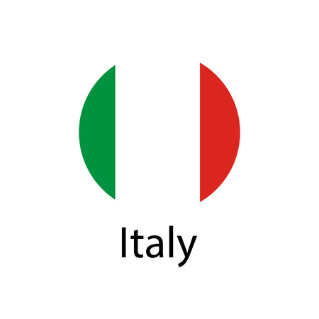 flagged: Italy Flag. Official colors and proportion correctly. National Flag of Italy. National Flag of Italy vector illustration. National Flag of Italy vector background. Italyan. Illustration