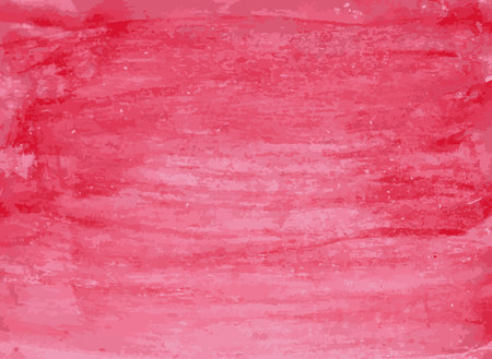 bright: red watercolor vector background.
