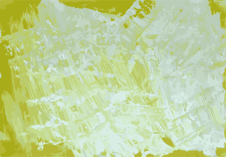bright: Abstract watercolor art paint on white background