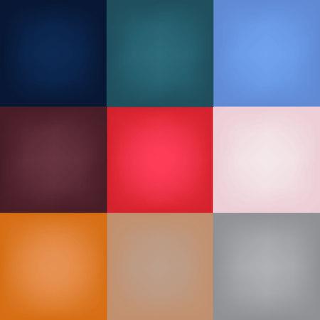 Different color pallet. Banco de Imagens - 92329001