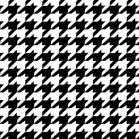 pattern goose-paw. black and white pattern