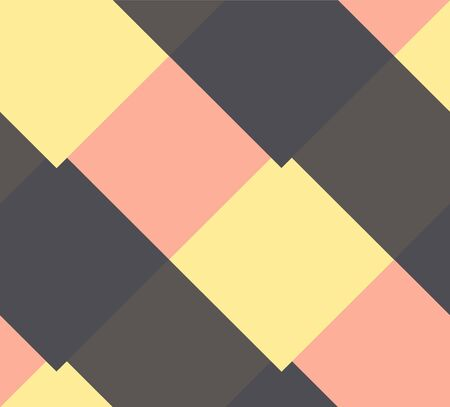 pattern with multicolors rhombus.