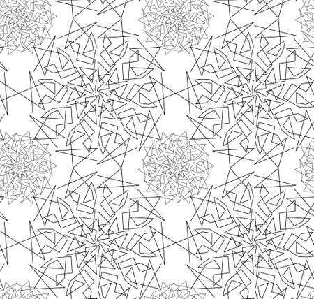 Abstract background with geometric pattern.