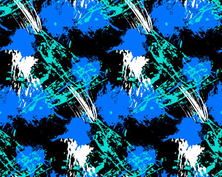 Abstract artistic Background with colorful blots.