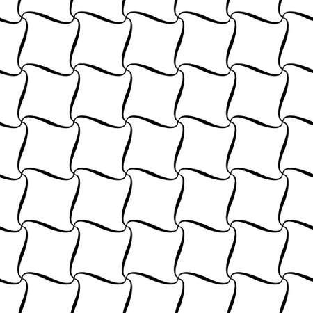 Tennis Net seamless pattern vector illustration Ilustração