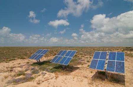 solar battery Stock Photo - 12503386