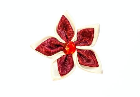 flower decoration isolated on white background