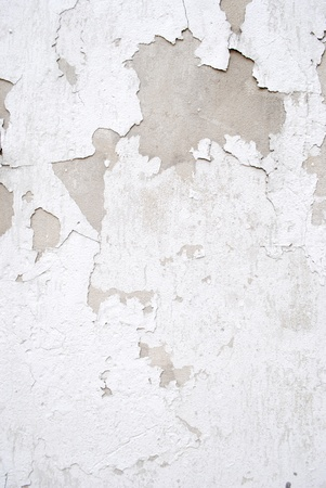 industrial noise: Cracked wall