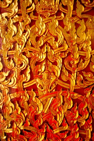 Buddha Art Door