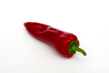 pointed: red pointed pepper