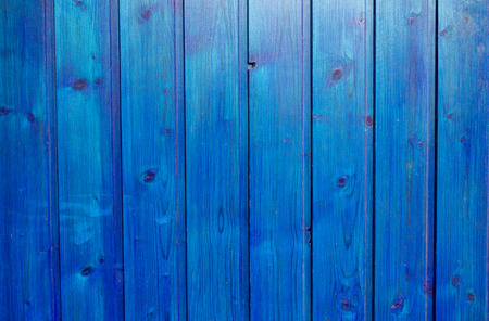blue painted wooden panels as a background image