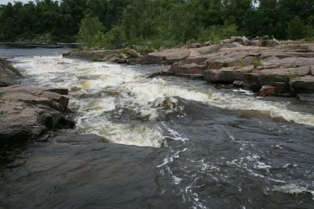 Water Current Stock fotó