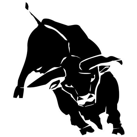 bull-black