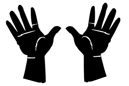 hand1 Stock Vector - 13556741