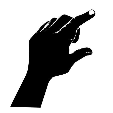 hand6 Stock Vector - 13556742