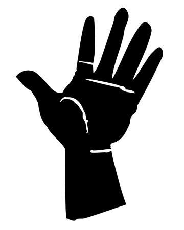 hand10 Stock Vector - 13556731