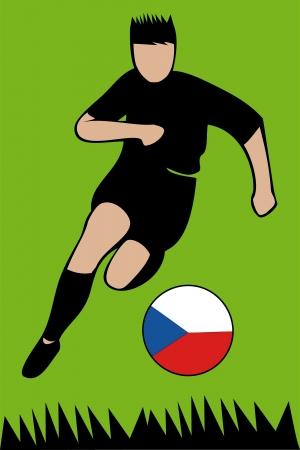 Euro 2012 football championsh Czech