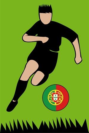 Euro 2012 football championship Portugal