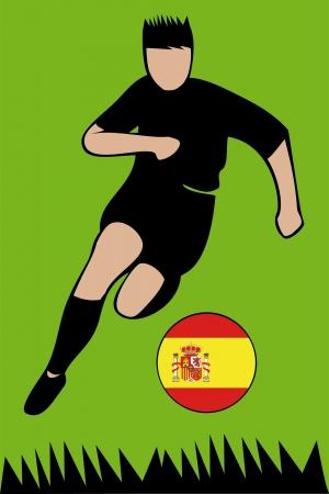Euro 2012 football championship Spain