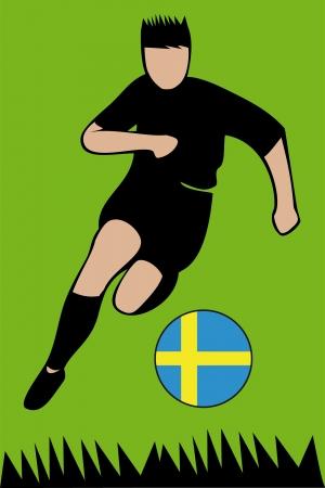 Euro 2012 football championship Sweden