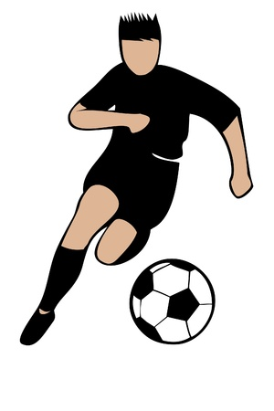 fooball euro ball2 Vector