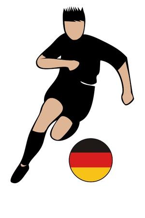 football euro german2