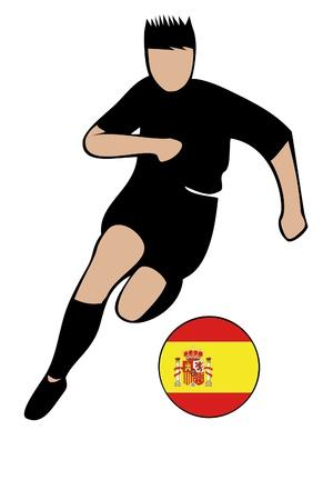 football euro spain2