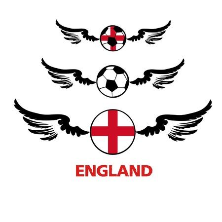 football euro England2 Illustration