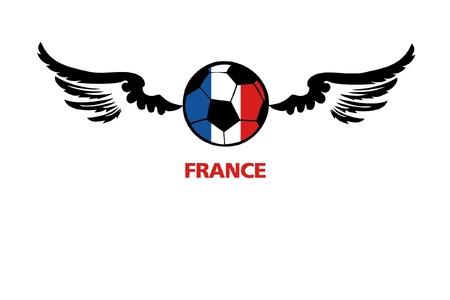 football euro France1 Illustration