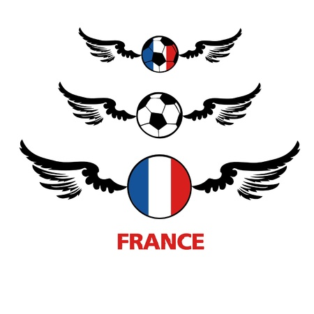 football euro France2 Illustration