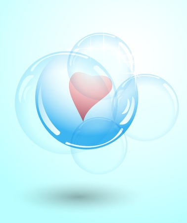 spume: Heart Bubbles