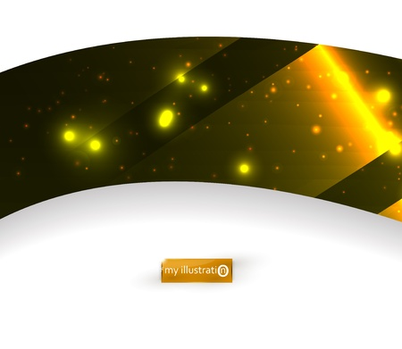 Abstract Background, stylish, technology eps10 Vector