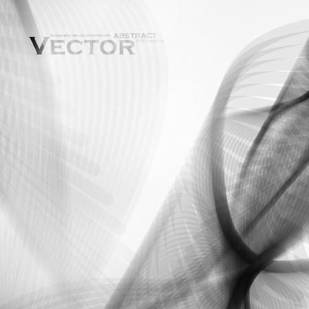 dna background: Abstract vector background, futuristic wave illustration eps10