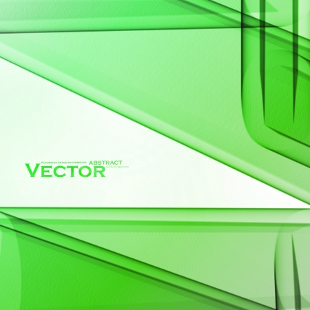 Abstract vector background for design, futuristic colorful illustration eps10 Vector