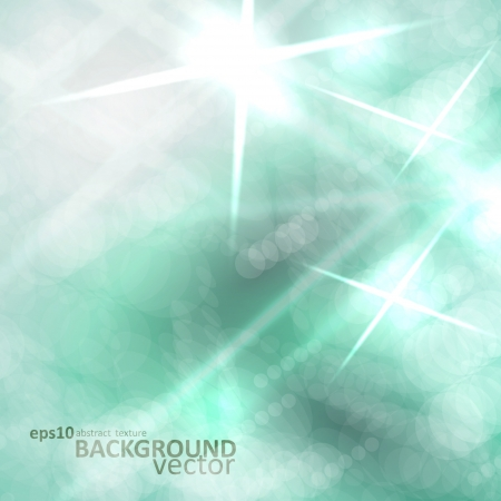 Abstract vector background, colorful lights elements - editable eps10 Stock Vector - 16799241